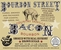 Bourbon Street Vanilla Bourbon Country Bacon - Click to Enlarge
