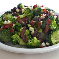 Broccoli Bacon Salad Recipe