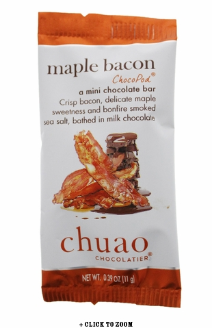 Chuao Chocolatier Maple Bacon ChocoPod