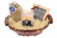 Easter Bacon Candy Trio Gift Basket