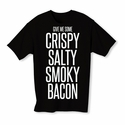 Give Me Some Bacon Youth T-shirt - Black - Blue or Pink