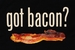 """Got Bacon?"" Bacon Scented T-shirt - Click to Enlarge"