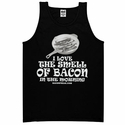 I Love The Smell Of Bacon In The Morning Mens Tank Top