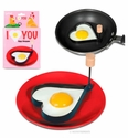I Love You Egg Shaper
