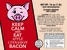 Keep Calm And Eat Apple Cinnamon Bacon - Click to Enlarge