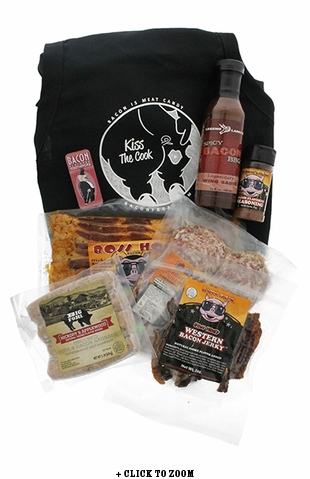 Kiss The Cook BBQ Bundle