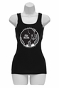 Kiss The Cook Womens Tank Top