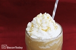 Maple Bacon Frappe