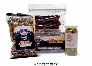 Mardi Gras Good Times Bacon Gift Bundle
