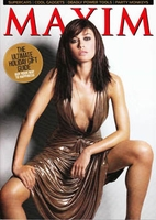Maxim Magazine Annual Gift Guide