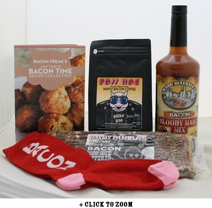 Mom's Staycation with Bacon Bundle