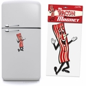 Mr. Bacon Refrigerator Magnet