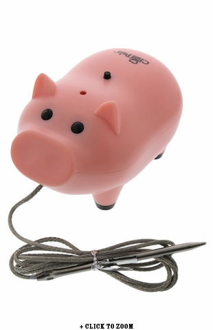 Oinking Pig Thermometer Alarm