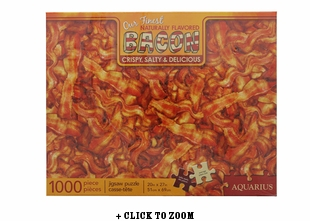 Our Finest Bacon Jigsaw Puzzle