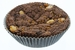 Peanut Butter Brownie Flavored With Bacon - Click to Enlarge
