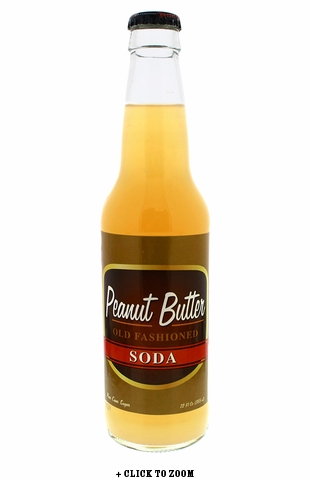 Peanut Butter Old Fashioned Soda