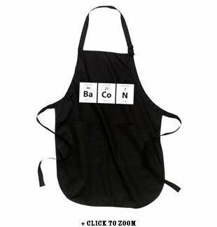 Periodic BaCoN Apron - Black