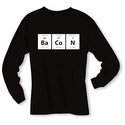 Periodic BaCoN Long Sleeve Shirt - Black