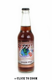 Rocket Fizz Mud Pie Soda