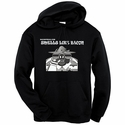 Smells Like Bacon (Pig Cop) Hooded Sweatshirt