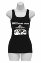 Smells Like Bacon (Pig Cop) Womens Tank Top