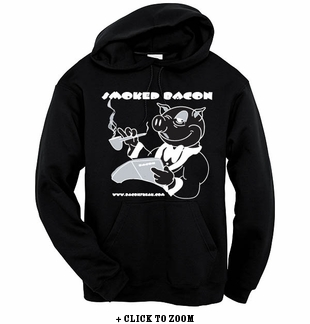 Smoked Bacon - Hooded Sweatshirt