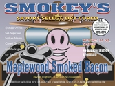 Smokey's Maplewood Smoked Bacon