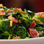 Spinach Salad with Bacon Recipe