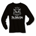The Jerky King Long Sleeve Shirt