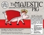 The Majestic Pig Cracked Four Pepper Bacon - Click to Enlarge