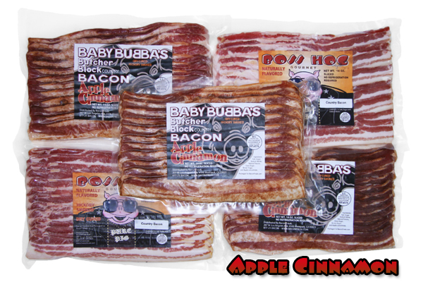 Turbaconducken: The infamous Turducken wrapped in BACON!