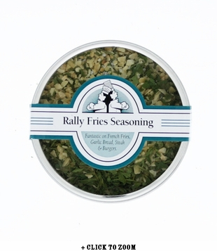 Two Snooty Chefs Rally Fry Seasoning