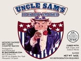 Uncle Sam's July Fourth Hickory Bacon