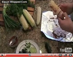 VIDEO: Bacon Wrapped Corn - How To