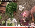 VIDEO: Bacon Wrapped Jalapenos - How To