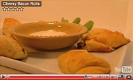 VIDEO: Cheesy Bacon Rolls - How To