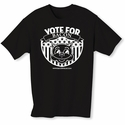 Vote for Bacon - Men's T-shirt