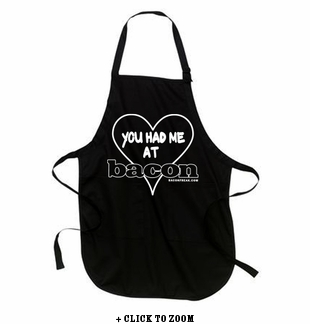You Had Me at Bacon - Apron