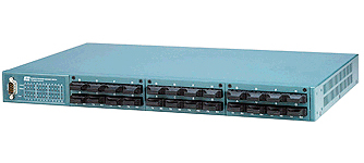 1-port 1000LX Gigabit module for KS-2600. Singlemode, SC, 10KM