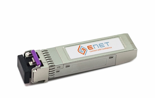 1000BASE-EX SFP Transceiver, MM/SM, Duplex LC