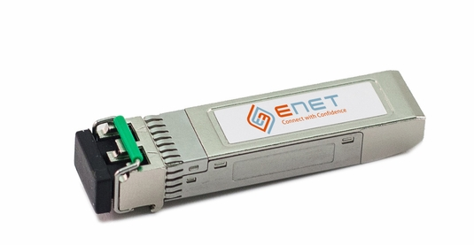 1000BASE-ZX SFP Transceiver, 70km, SM, 1550nm, Duplex LC