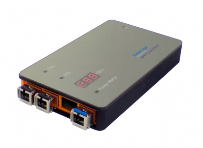 10 Gbps Multimode & Singlemode SFP+ Checker