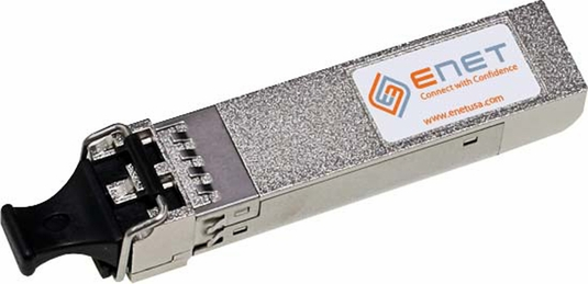 10GBASE-SR SFP+ Transceiver, 300m, MM, 850nm, Duplex LC