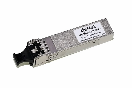 10GBASE-SR SFP+ Transceiver, MM 850nm LC