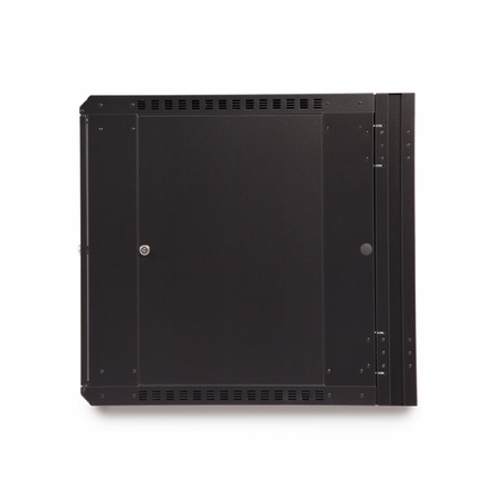 12U LINIER  Swing-Out Wall Mount Cabinet