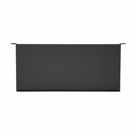 1U Stationary Rack Mount Keyboard Tray