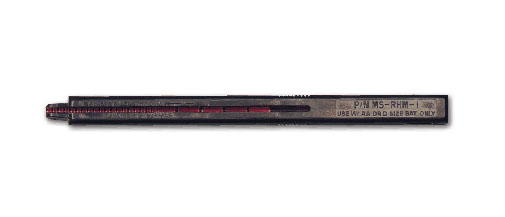 2 Strip Length Heater Cartridge Use With MS-3T/MS-4T Models Only