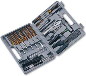 21 Piece Electronic Tool Kit