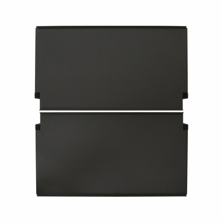 2U 2-Piece Telco Rack Shelf