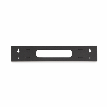 2U Hinged Patch Panel Bracket